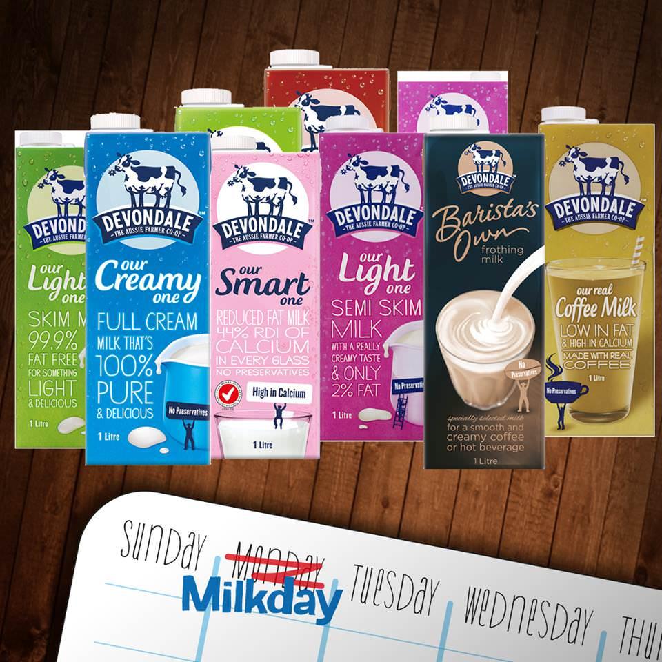 gia đình sữa