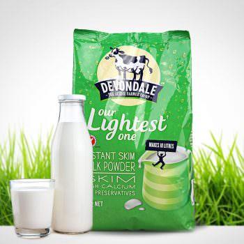 Sữa bột Devondale Skim High Canxi tách béo