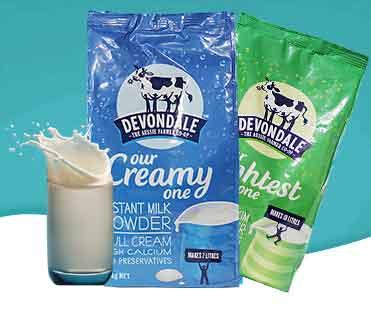 công ty sữa devondale