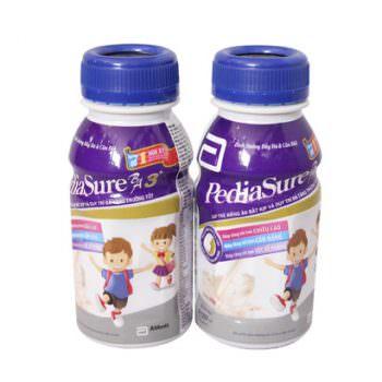 Sữa Pediasure BA 3+ chai nước
