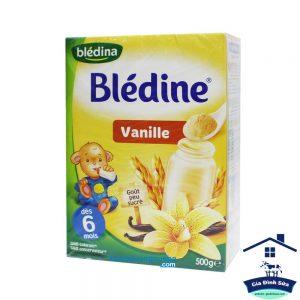 Bột pha sữa Bledina vị vani & cốm 500g – trên 15 tháng