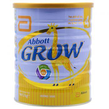 SỮA BỘT ABBOTT GROW 4