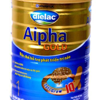 SỮA BỘT DIELAC ALPHA GOLD STEP 1