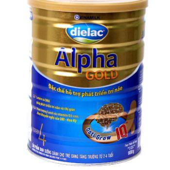 DIELAC ALPHA GOLD STEP 4