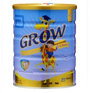 SỮA BỘT ABBOTT GROW G-POWER 3+