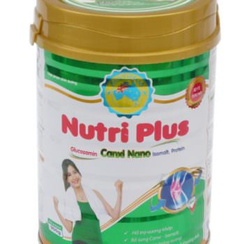 Sữa bột Nutri Plus Canxi Nano