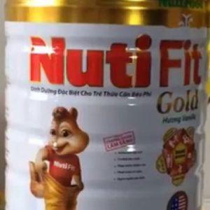 SỮA BỘT NUTI FIT GOLD