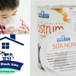 Sữa non Colostrum Procare