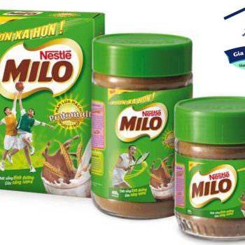 Sữa Milo Nestle