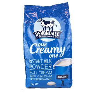 sữa bột devondale full cream