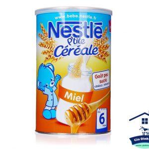 Bột pha sữa Nestle vị mật ong 400g – 8 tháng