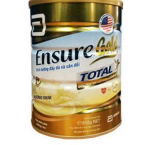 SỮA BỘT ENSURE GOLD TOTAL