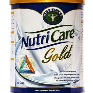 Sữa bột Nutricare Gold