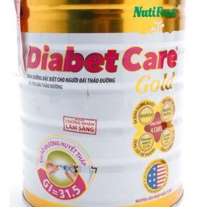 SỮA BỘT NUTIFOOD DIABET CARE GOLD