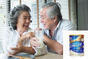 Đối tượng sử dụng sữa Ensure Gold