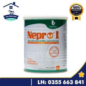 Sữa Nepro 1 (400g) – Sữa dành cho người mắc bệnh về thận