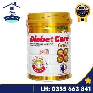 Sữa Nutifood Diabet Care Gold – sữa dành cho người tiểu đường