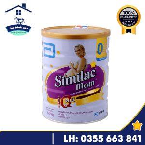 Sữa bột Similac Mom dành cho bà bầu – Gia Đình Sữa