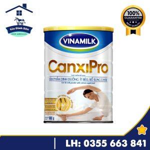 Sữa bột Vinamilk Canxi Pro dành cho đối tượng nào? Công dụng, Giá bán