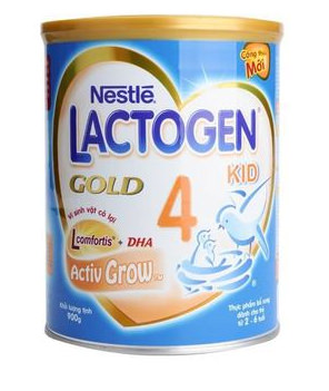 SỮA BỘT LACTOGEN GOLD 4