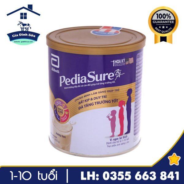 Sữa Pediasure 400g - dành cho trẻ biếng ăn, chậm lớn từ 1-10 tuổi
