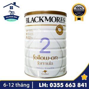 Sữa Blackmores Follow-on số 2 900g dành cho trẻ từ 6-12 tháng tuổi