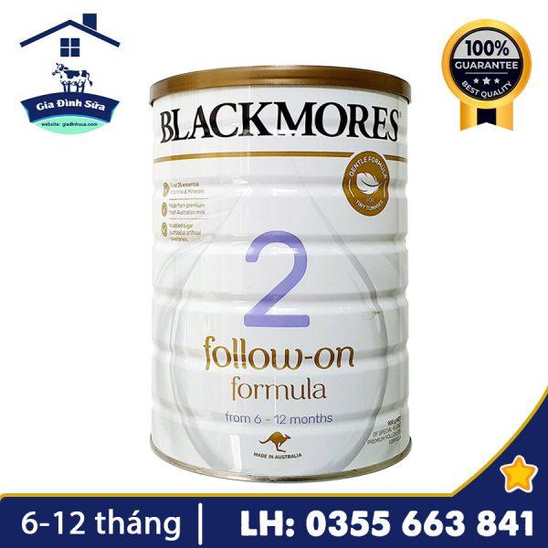 Sữa Blackmores Newborn số 1 900g (0 - 6 tháng)