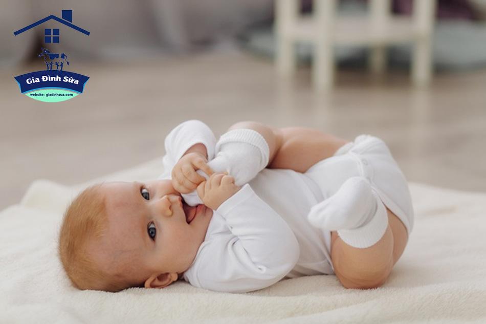 Công dụng của sữa bột Sữa Meiji Infant Formula