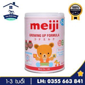 Sữa Meiji Growing Up Formula 800g dành cho trẻ từ 1-3 tuổi – Gia Đình Sữa