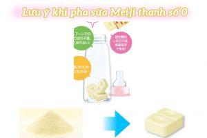 Pha sữa đúng cách sẽ giúp dinh dưỡng đạp hấp thu một cách tốt nhất