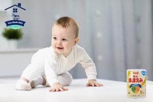 Review của các mẹ về sữa Meiji số 0 800g