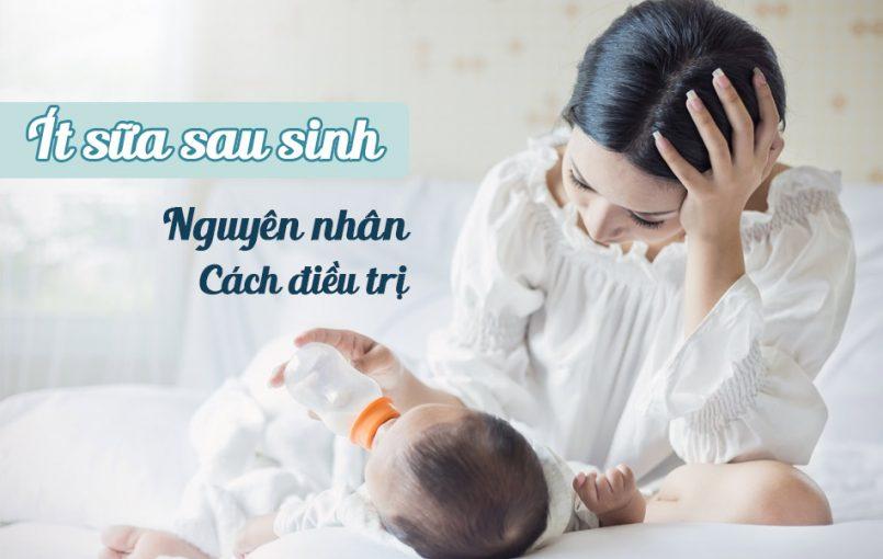 Sau sinh, không phải các bà mẹ nào cũng có cơ thể khỏe mạnh, sức khỏe và sữa tốt để nuôi con. Không ít các mẹ đã bị ít sữa sau sinh và vẫn đau đầu vì chưa tìm được cách giải quyết. Bài viết sau đây Gia Đình Sữa sẽ chỉ ra cho các […]